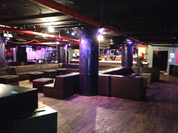 the new york hot spot greenhouse which in its premium nightclub w i
