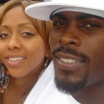 Michael Vick and Kijafa Frink Make It Official in Miami