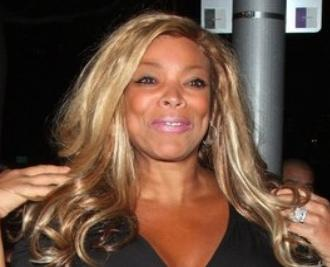 Radio & TV Talk show host, Wendy Williams
