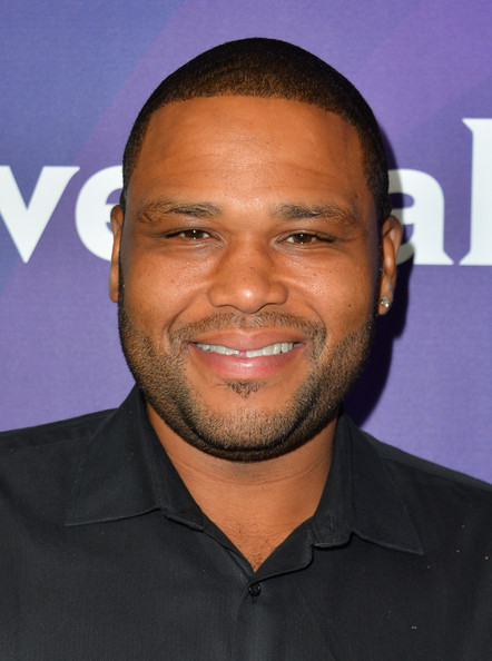 Actor Anthony Anderson (Guys with Kids) turns 42 today