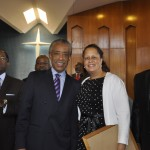 Reverend Al Sharpton Addresses Western Baptist State Convention