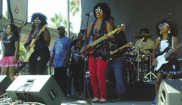 The Bootsy Girls