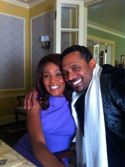 whitney and mike epps