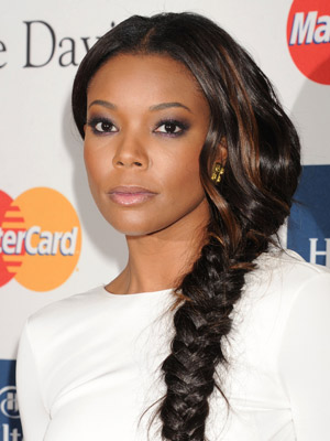 Actress Gabrielle Union is 40 today