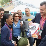 Gabby Douglas: 35.7M Tune In; Corn Flakes Box; Hair Backlash