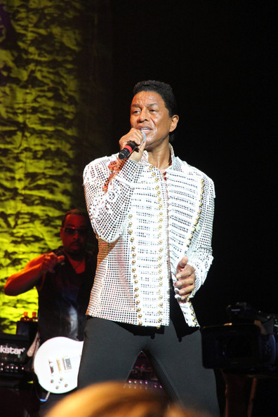 Jermaine Jackson of the Jackson Five performs on the Jacksons 'Unity Tour 2012' at The Cannery in Las Vegas - July 20, 2012