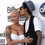 Amber Rose and Wiz Khalifa Expecting their First Child