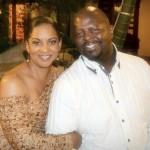 Bishop John White & Stuntwoman April Weeden Anticipate Big Wedding Day