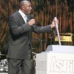 Audrey's Society Whirl: Magic Johnson Launches ASPiRE TV Network to