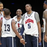 U.S. Men's Olympic Basketball Blows Out Nigeria & Sets Record