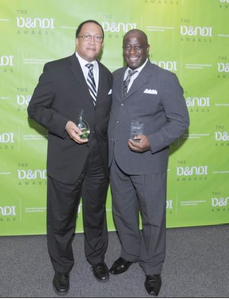 Dr. Benjamin Chavis & Bob Ingram