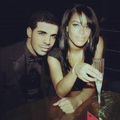 drake & aaliyah