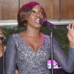 Morning Snaps! Estelle Sings Her Heart Out