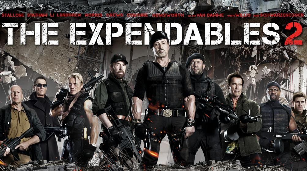 expendables 2 (poster)