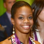 Gabby Douglas Gets a Famous Hairstylist
