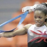 Gabby Douglas Says Daddy Wasn't Around; It's Been Just Her and Mom