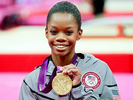 gabby douglas (olympic medal)