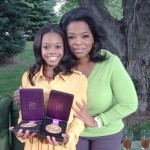 Gabby Douglas Featured on 'Oprah's Next Chapter' Tonight (Video Preview)