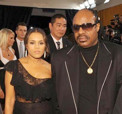 Stevie Wonder and Kai Milla Are Still Married