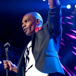 Kirk Franklin Signs First Gospel Music Group: The Walls