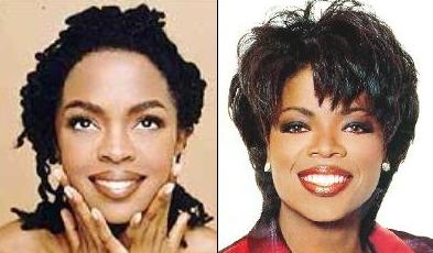 lauryn hill & oprah