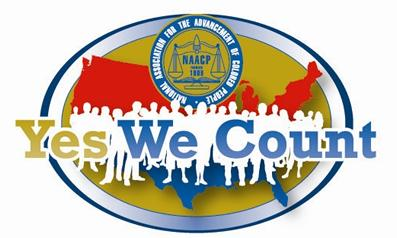 naacp census logo