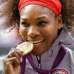 Serena Williams Wins Gold Medal in Olympic Rout: Celebrates with Crip Walk (Video)