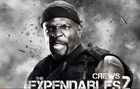 terry crews (expendables 2)