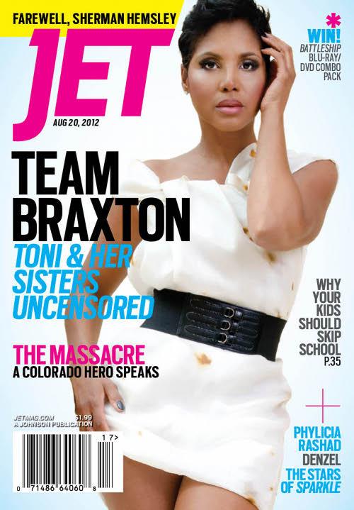 toni braxton (jet mag cover)