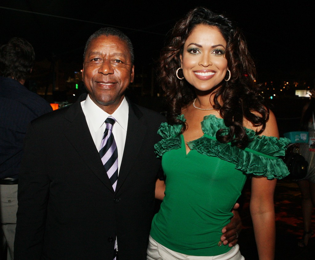 bob johnson and tracey edmonds