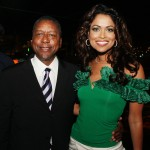 Tracey Edmonds and Bob Johnson Work on New 'Network'