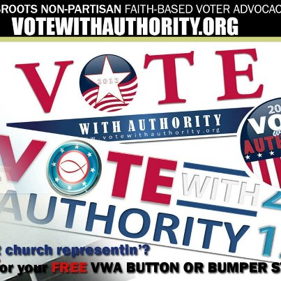 vote with authority