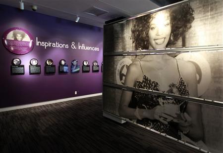 whitney grammy museum exhibit