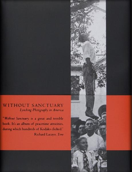 without sanctuary (book cover)