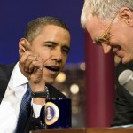 President Obama Returning to 'Letterman' Next Week