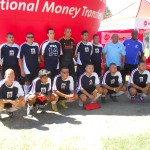 L.A.P.D. Soccer Team to Take on Ghana, Cameroon, and Nigeria