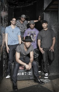 Grammy Award nominated Mint Condition.