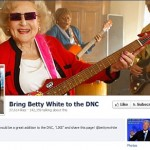 What if Betty White Introduces President Obama Tonight at the DNC?