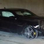Bobbi Kristina and Nick Gordon in Bad Car Accident (Photos)
