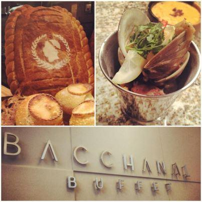 buffet bacchanal caesars palace