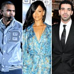 Rihanna, Chris Brown, Drake in Same Row at Tonight's VMAs?