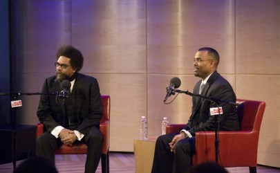 Cornel West & Eddie Glaude