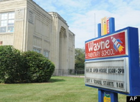 wayne elementary school in detroit