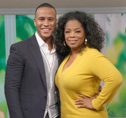 devon franklin & oprah winfrey
