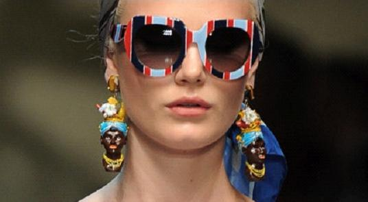 dolce & gabanna earrings
