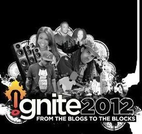 ignite 2012 logo (logo)