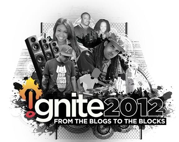 ignite 2012 (logo)