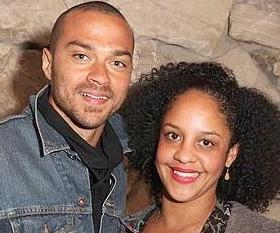 jesse williams & aryn drake lee