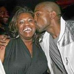 Kanye and Momma West Filmed Rapping (Video)