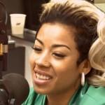 Keyshia Cole Visits 'Breakfast Club': Talks New CD, K. Michelle & More (Video)